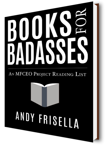 Andy Frisella Book List